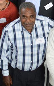 Allen at the 2014 ExCom.